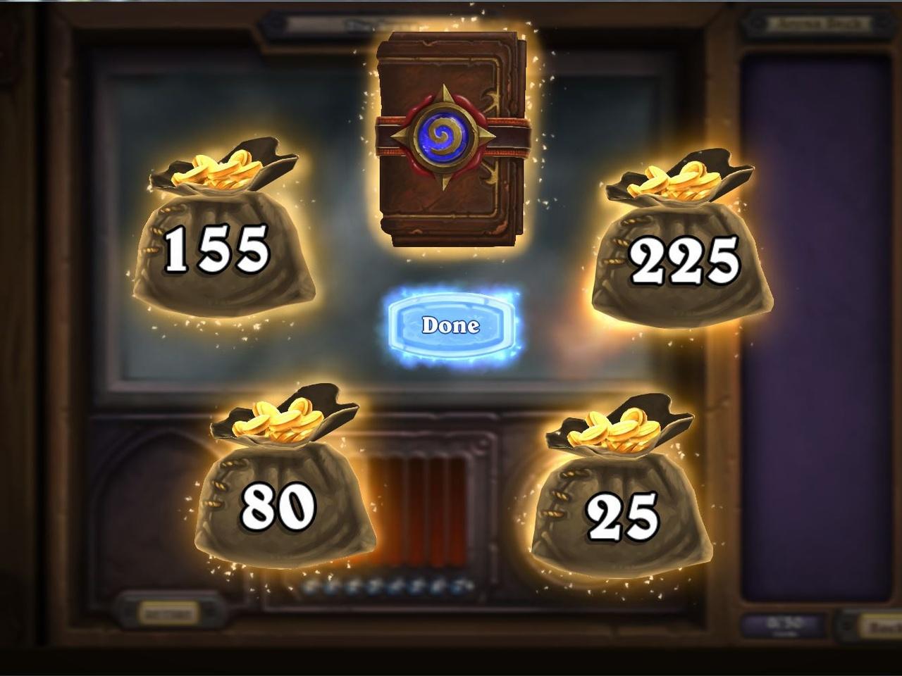 Arena Reward