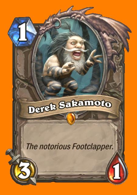 Derek Sakamoto
