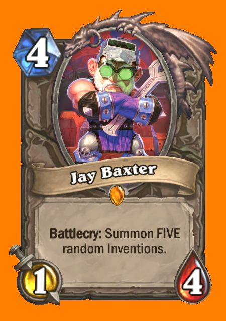 Jay Baxter