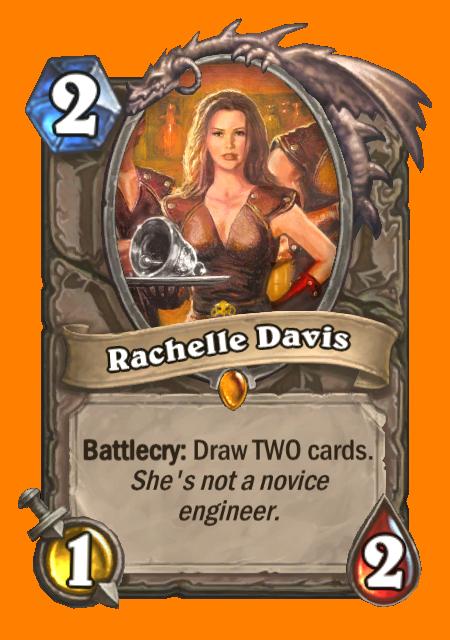 Rachelle Davis