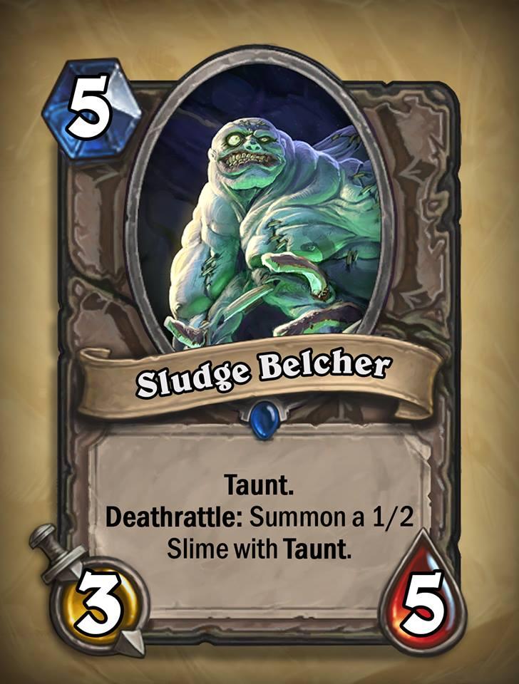 Sludge Belcher