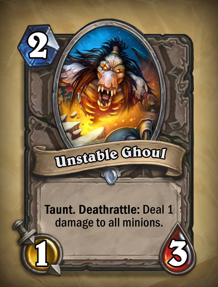 Unstable Ghoul