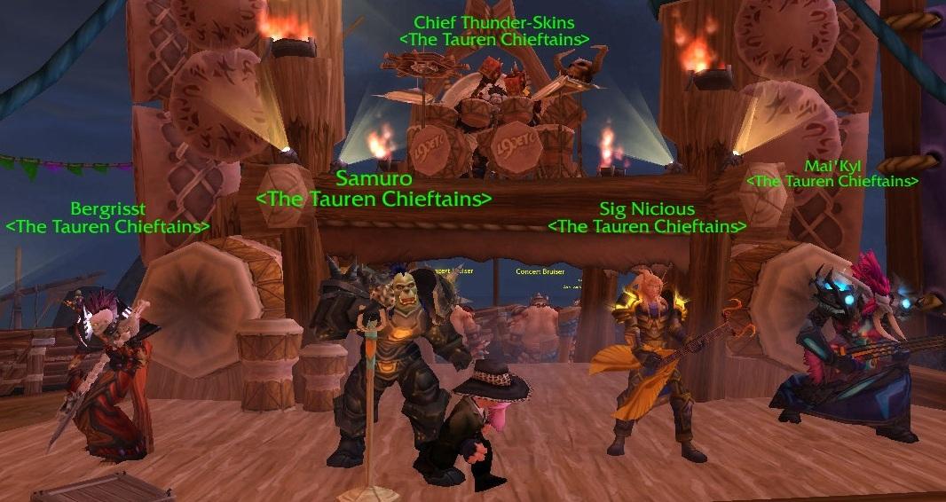 The Tauren Chieftain