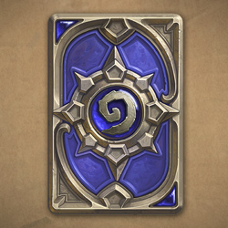 Blizzard 2014 Card Back