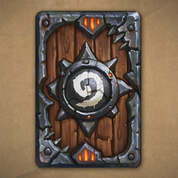 Warlords Card Back