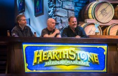 Blizzard幹部も見守るHearthstone決勝戦