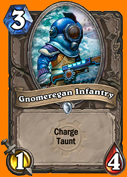 Charge, Taunt