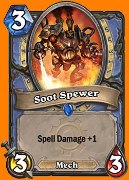 Spell Damage +1