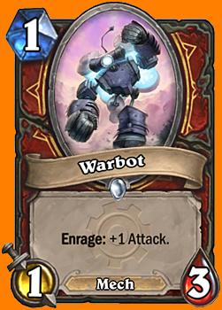 Enrage: Attack +1