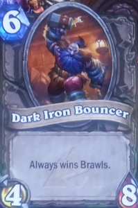 Dark Iron Bouncer