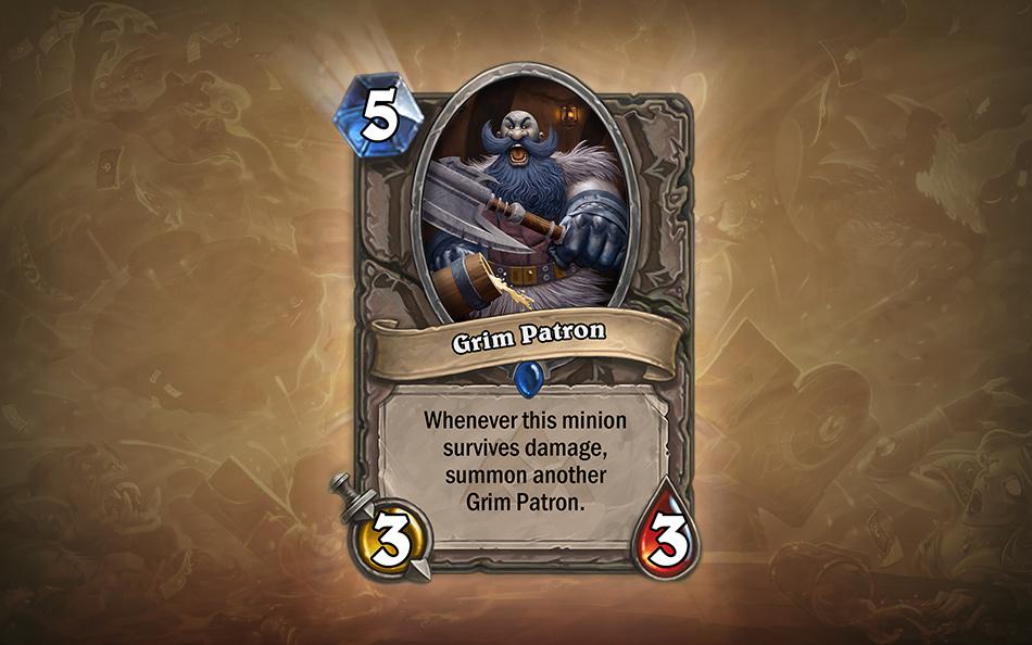 Grim Patron