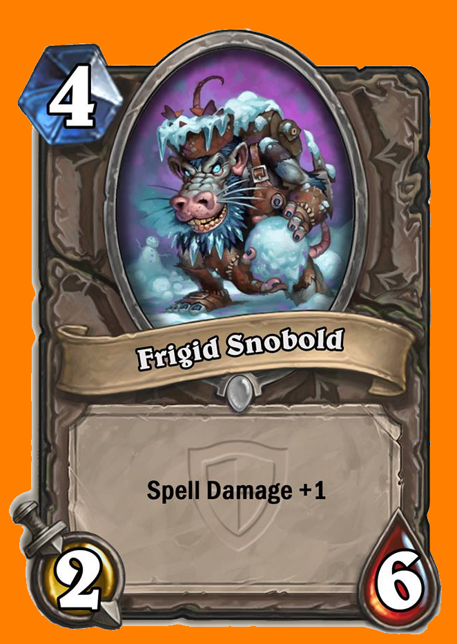 Spell Damage +1