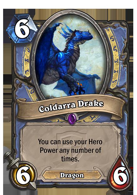 あなたのHero Powerが何回でも使えるようになる。