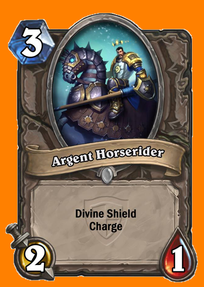 Divine Shield , Charge