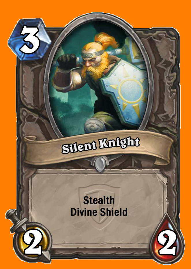 Stealth , Divine Shield