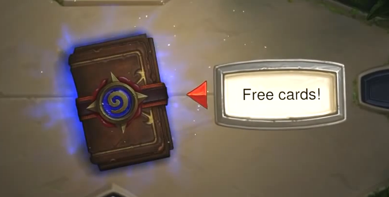Free cards!