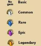 Hearthstone Gems