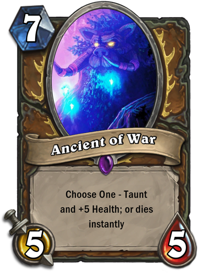 Ancient of War