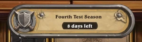 Season End Reminder