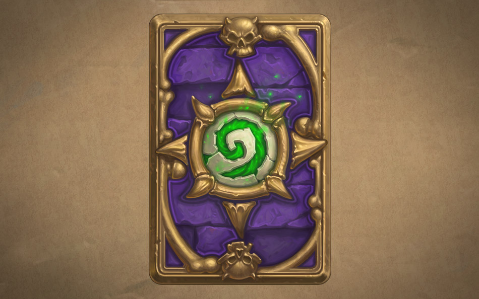 Naxxramas Card Back