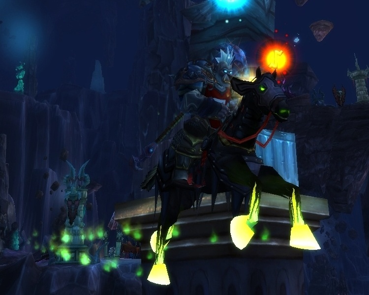 Headless Horseman's Mount