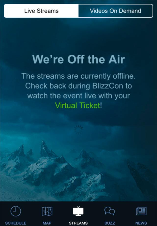 チケット購入者は、このアプリを介して配信を視聴できる