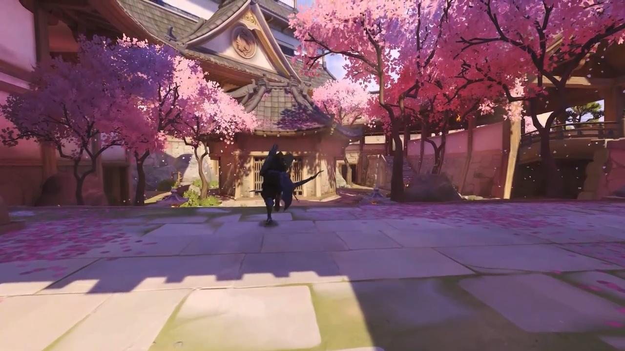 日本が舞台となる背景も美麗