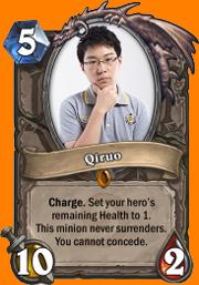 player-qiruo