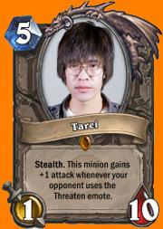player-tarei