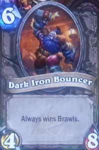 Dark Iron Bouncer
