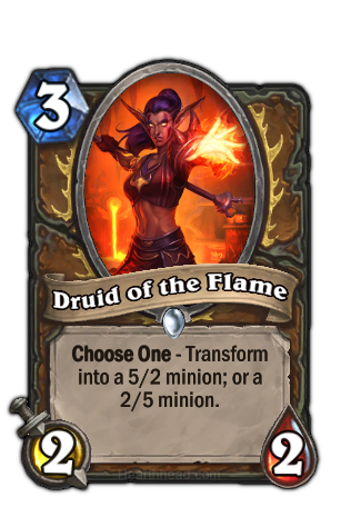 Druid of the Flame