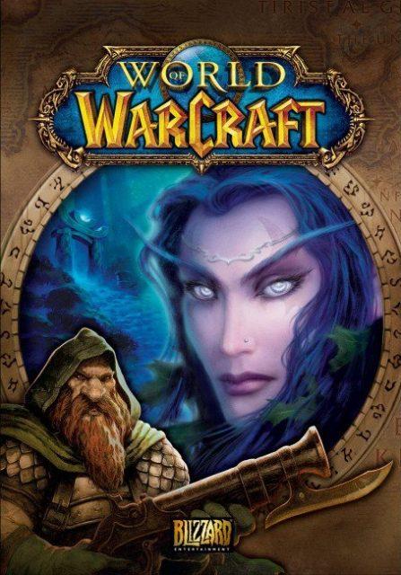 初代「World of Warcraft」パッケージ